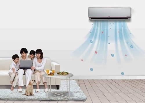 Chia sẻ kinh nghiệm mua máy lạnh theo diện tích phòng